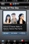 Song of the Day: School of Seven Bells
